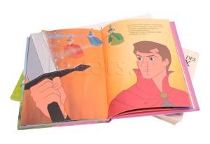 livre de princesses