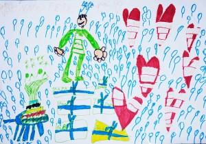art enfant imagination