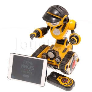 robot intéractif enfant