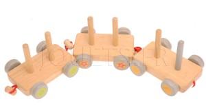 jouet train en bois